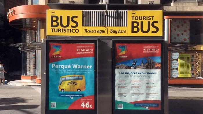 Marketing en kioscos