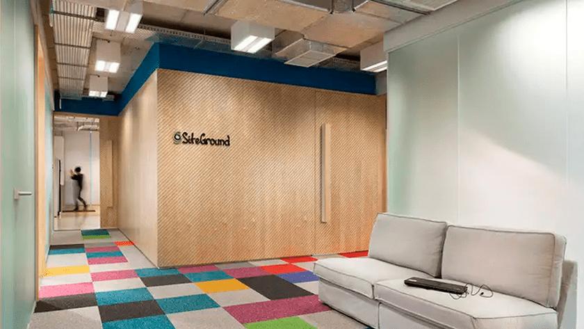 Oficinas de SiteGround España en Madrid
