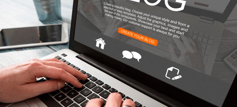 Para crear un blog no se necesita ser programador