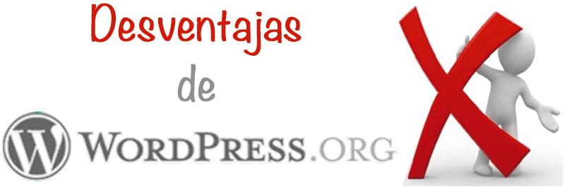 desventajas-wp-org