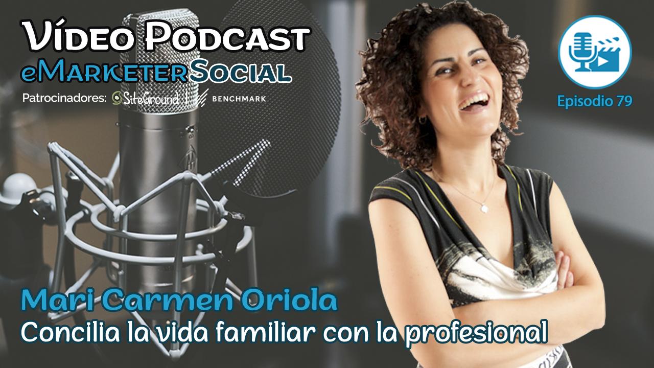 Mari Carmen Oriola diseñadora industrial gráfica web