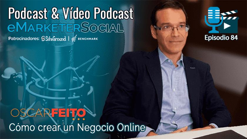 Oscar Feito formador y podcaster