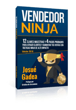 Vendedor Ninja escrito por Josué-Gadea