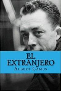 Portada del libro de Albert Camus El Extranjero