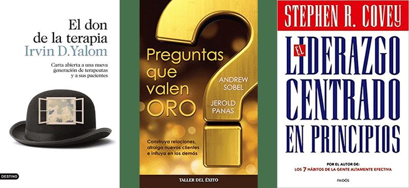 Los tres libros que recomienda Álvaro Cardona