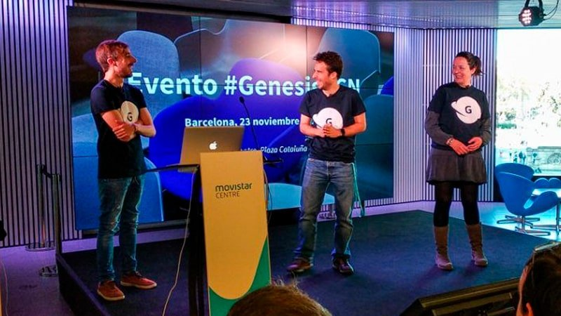 Imagen del evento #GenesisBCN 2019