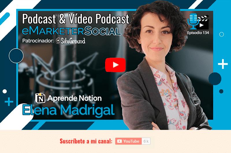 Miniatura del vídeo de mi charla con Elena Madrigal