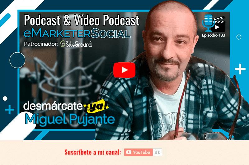 Miniatura del vídeo con la charla de Miguel Pujante