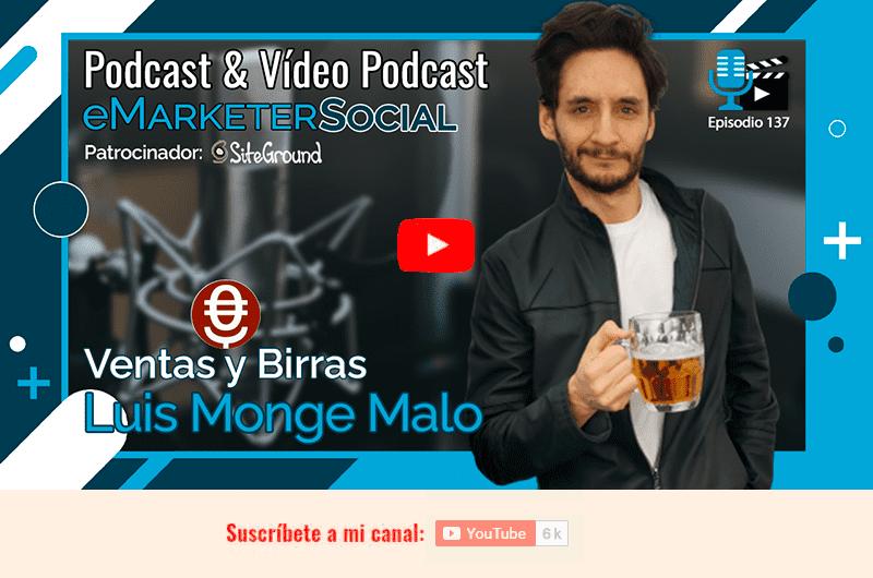 Acceso al vídeo de la charla con Monge Malo