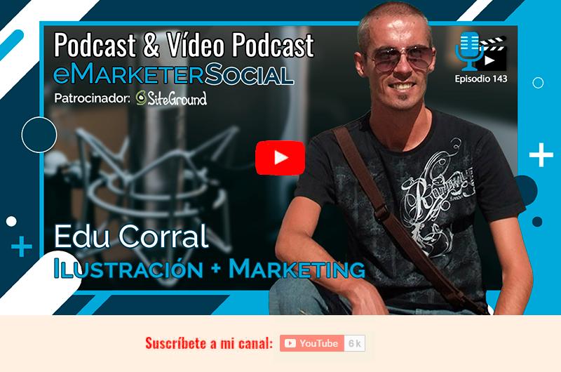 Miniatura del vídeo de mi charla con Edu Caorral