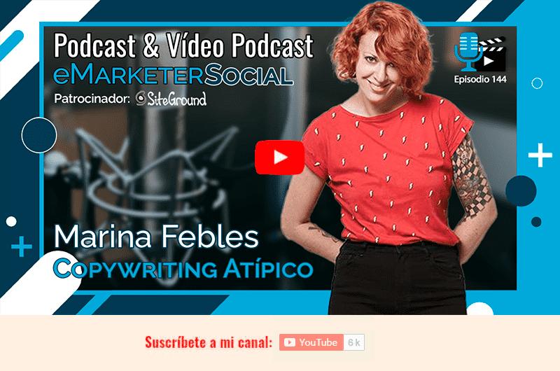 Miniatura del vídeo de la entrevista a Marina Febles
