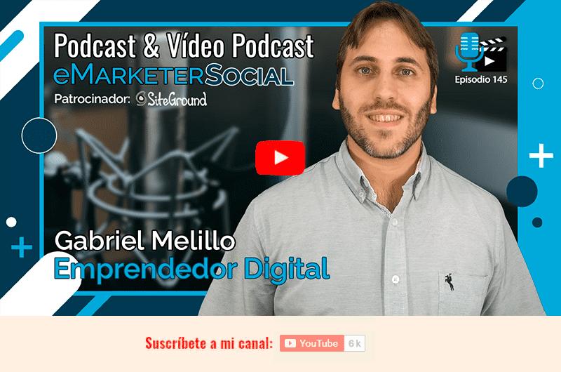 Miniatura del vídeo de mi charla con Gabriel Melillo
